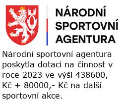 Dotace Národní sportovní agentura